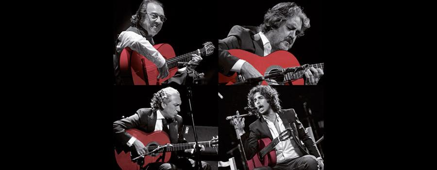 Sala BBK Guitarras Morente