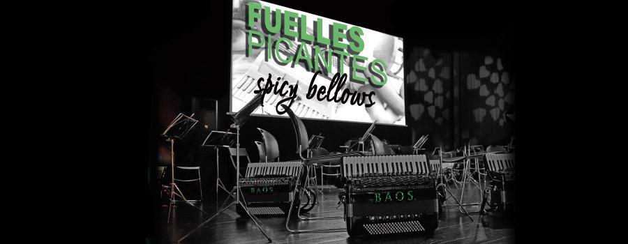Sala BBK Fuelles Picantes